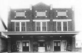 The Gibson Theatre in 1921